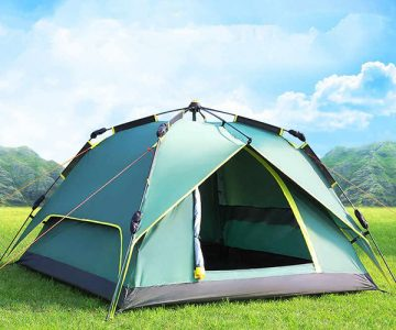 camping theme product
